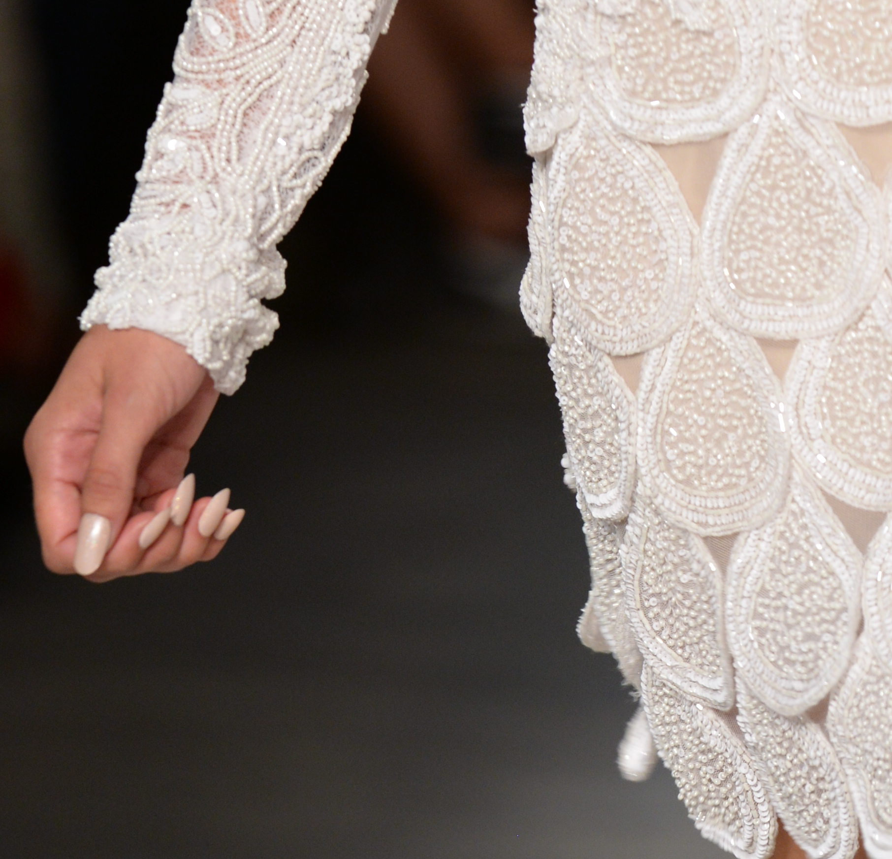 Spring 2015 Nail Trends From New York Fashion Week - Fashionably Austin